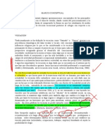 Marco Conceptual orientacion vocacional