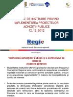 Procedura de Verificare a Achizitiilor Publici