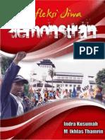 E-book Refleksi Jiwa Demonstran