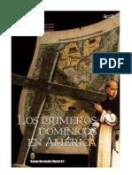 Los primeros dominicos en América
