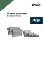 m - 600 Guia de Instalacion Medidores de Flujo Masico