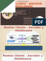 Diapositivas de Cliente-Servidor