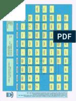 Fluxograma Engenharia Mecânica UFCG