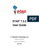 Chdsapter 1 ETAP User Guide