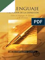Fethullah Gülen, M.-El lenguaje y el poder de la expresión.pdf