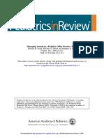 Manejando ANEMIA Falciforme G6PDH Eritroblastopenia Transitoria 1