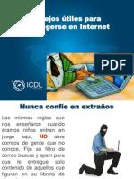 Consejos Utiles Para Protegerse en Internet