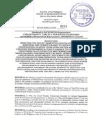 HR 2164 On DMCI Coal in Palawan