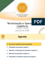 Terceirização e Operadores Logísticos ILOS