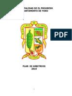Plan Dear Bit Rios 2015