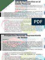 Aplicabilidad de La Prospectiva en El Ambito Personal