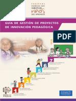 Guía Gestión de Proyectos de Innovación Pedagógica