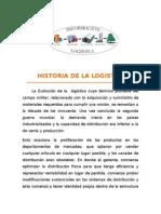 Historia Logistica