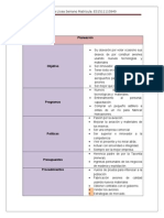 Actividad 2. Fases y etapas del proceso administrativo
