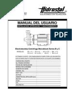 2.Electrobomba Centrifuga Monoblock Series b y c