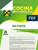 Batidos Metabólicos