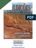 Maldições Não Quebradas  -  Rebecca Brown