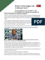 Oswaldo de Oliveira Demitido Do Palmeiras