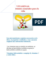 1 Vitaminas Liposolubles