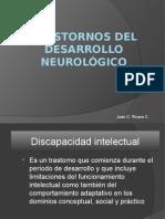 Trastornos Del Desarrollo Neurológico