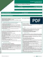 Prospecto Compartimento Multitrust Skandia Efectivo