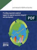 ERIA Annual Report 2014