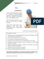 Health Hazard Workbook