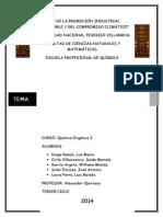 Destilacion de compuestos organicos