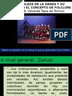 LA NATURALEZA DE LA DANZA (Teoría de la danza).pptx
