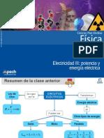 Clase 3 Electricidad III Potencia y Energía Eléctrica 2014