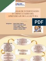 Exposicion Proceso Lexico
