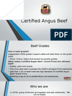 Certified Angus Beef | Golden West Food Group
