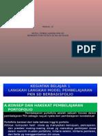 Model Pembelajaran Pkn Sd
