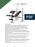 maquinas musculacion