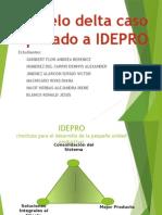 Aplicacion del Modelo Delta a Idepro