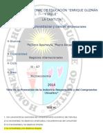 Cuestionario Microeconomía