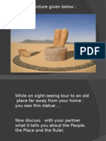 PPT of ozymandias