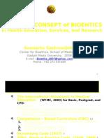 Bioetik-Basic Concept of Bioetik-Prof Sunarto