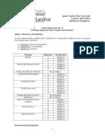 Juank Post Práctica No. 6 Pruebas Químicas Para Grupos Funcionales.