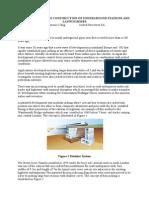 Underground Construction Paper