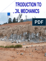 1 Introduction soil mechanics