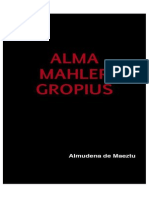 Alma Mahler Gropius E-book (Spanish Edit - De Maeztu, Almudena