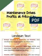Frito Lay Maintenance