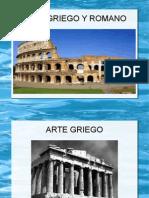 Presentación Grecia y Roma