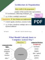 SYSC2001-Ch1 computer architecture