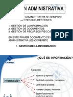 Gestion Administrativa-1.Gestion de La Información