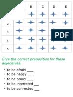 Grammar Sos Game