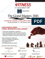 GMD 2015 Brochure