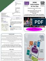 Leeds SEND Information Fun Day Leaflet Final 1