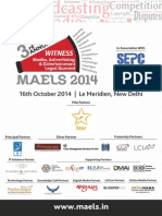 MAELS 2014 Brochure